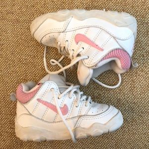 Baby White and Pink Nikes FREE with 3+ bundle!